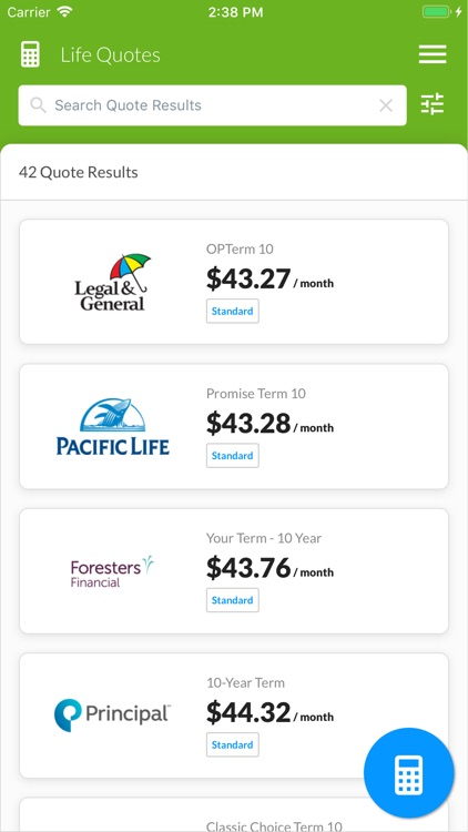 Life Insurance Quotes by IXN screenshot-4