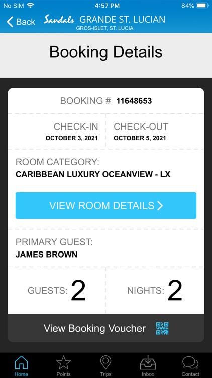 Sandals & Beaches Resorts screenshot-5