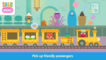 Sago Mini Trains Screenshot