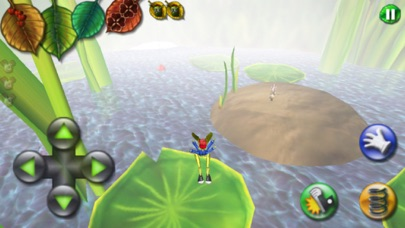 Screenshot from Bugdom 2