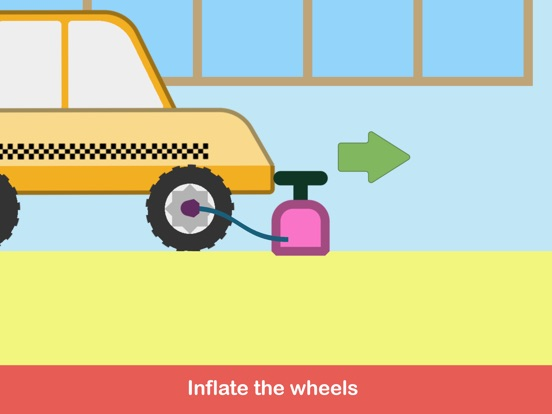 Ellou - Toddler car game ! screenshot 10