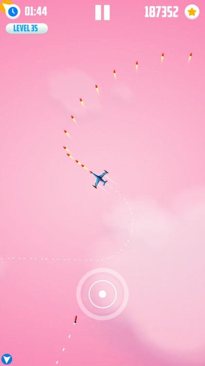 Man Vs. Missiles screenshot-6