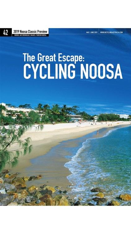 Bicycling Australia Magazine