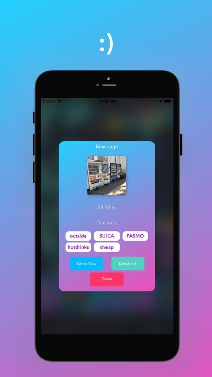 Vendi - Vending Machine Finder screenshot-5