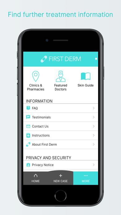 First Derm Online DermatologyScreenshot of 4