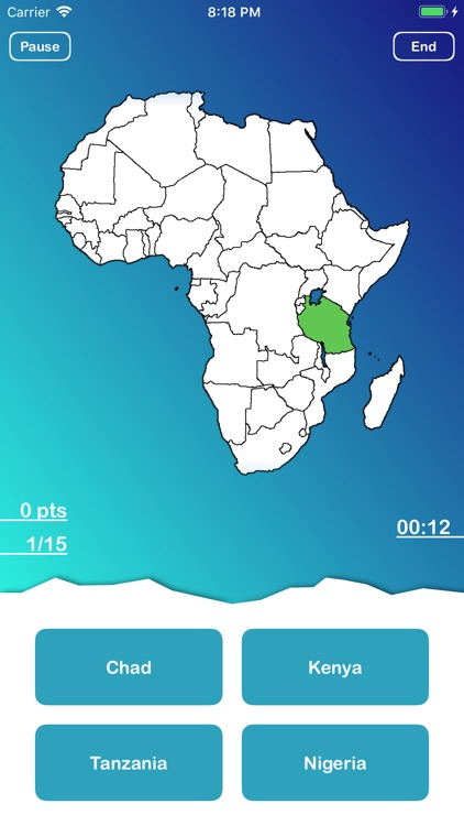 World Quiz: Learn Geography screenshot-5