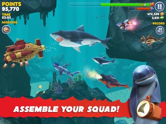 Hungry Shark Evolution-ipad-6
