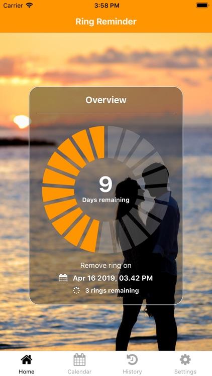 Ring Reminder Alert screenshot-7