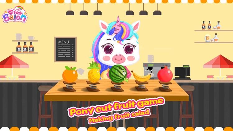 Pony Hair Salon:Beauty salon