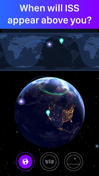 Satellite Tracker by Star Walk screenshot 2