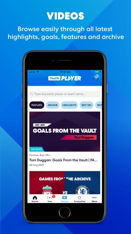 The FA Player screenshot-6