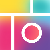 Piccollage Photo Grid Editor app review