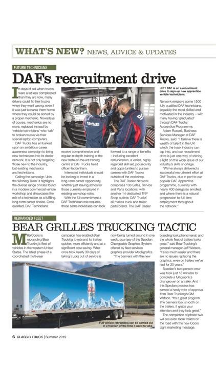 Classic Truck Magazine screenshot-5