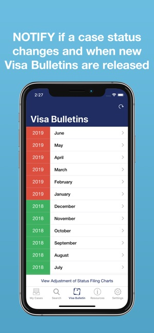 Case Tracker for USCIS on the App Store
