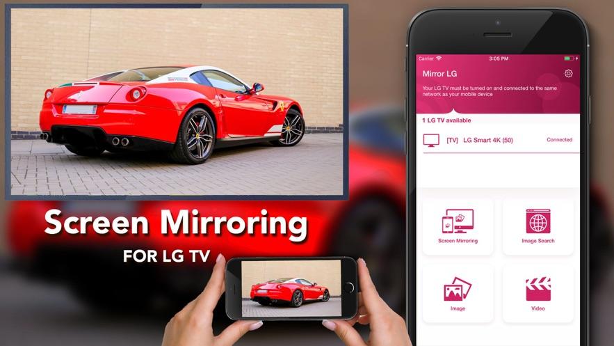 Mirror for LG TV Streamer Cast】版本记录- iOS App版本更新