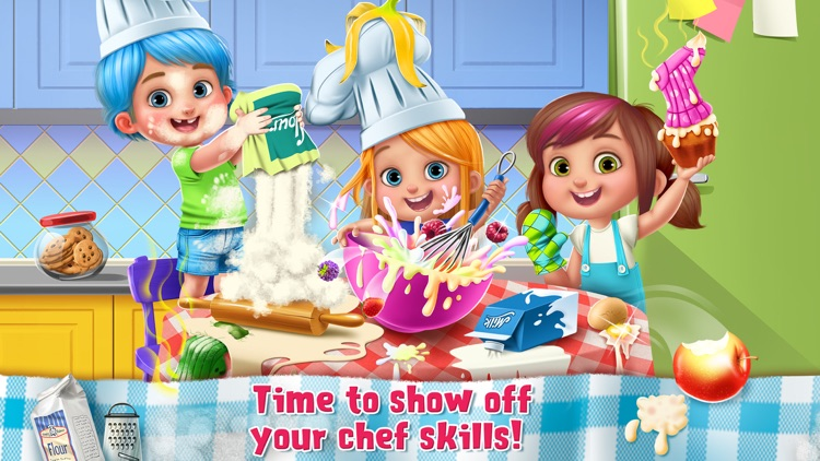 Little Chef - Rule the Kitchen