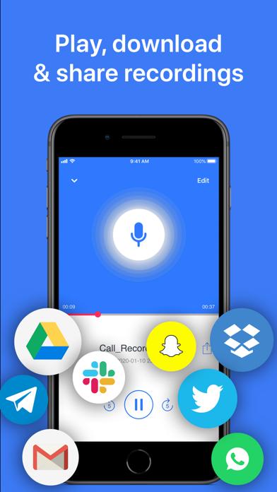Call Recorder ◎ Screenshot