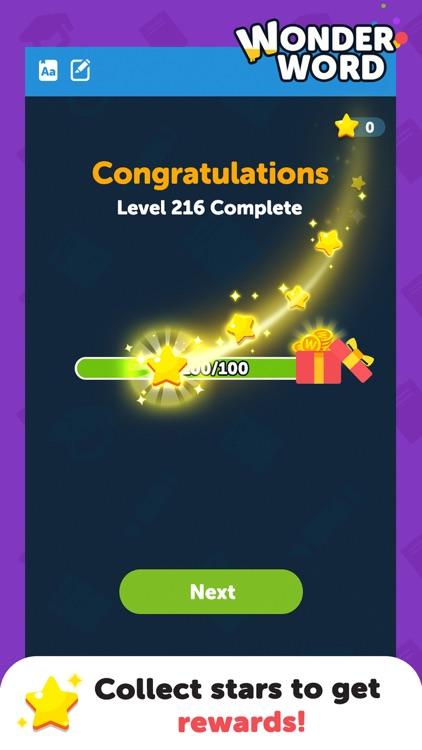 Wonder Word: Word Search Games screenshot-6