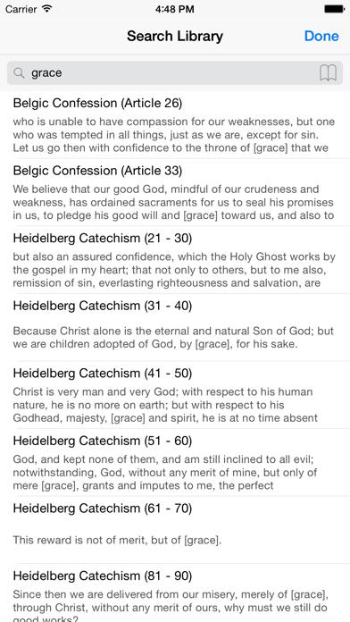 Christian Creeds & Confessionsのおすすめ画像2