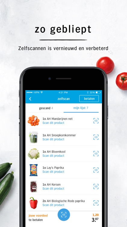 Appie van Albert Heijn screenshot-5