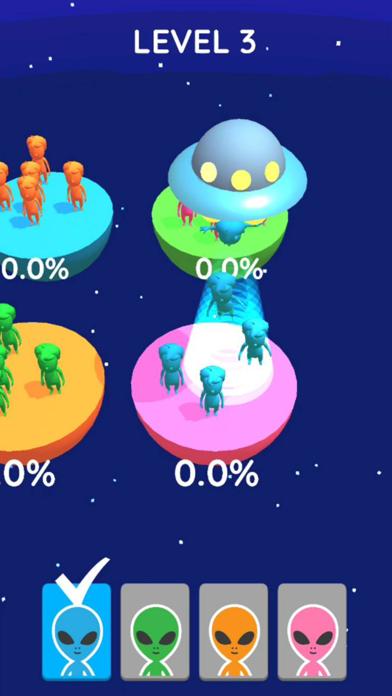 UFO Catch Sorting screenshot 2