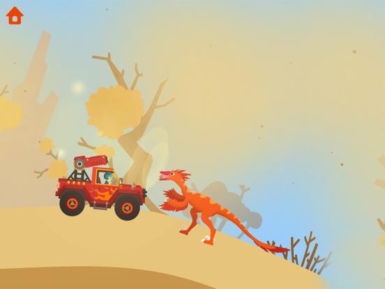 恐竜警備隊 - 子供向けゲームのおすすめ画像4