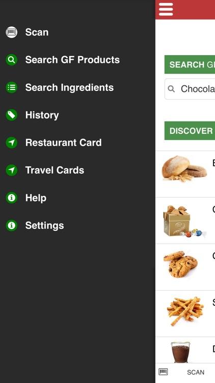The Gluten Free Scanner screenshot-4