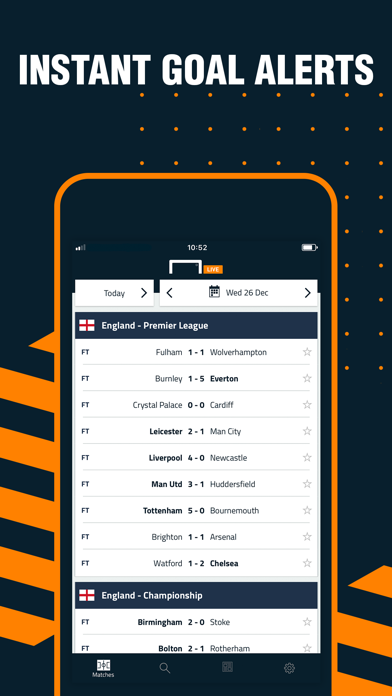 Top 10 Apps like FlashScore - live scores in 2019 for iPhone