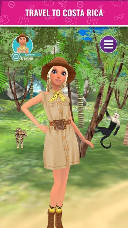 Barbie™ World Explorer screenshot-6