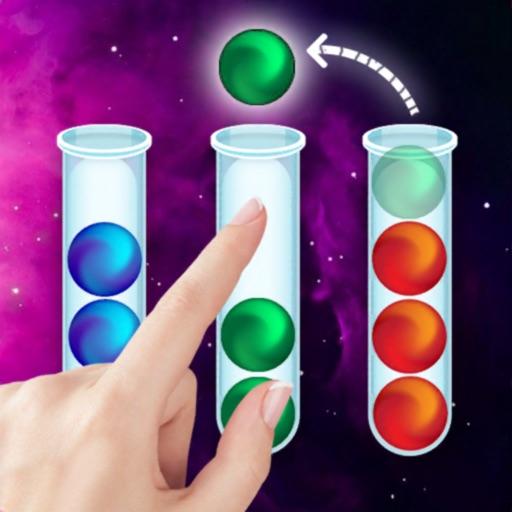 Ball Sort - Bubble Sort