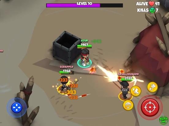 Warriors io screenshot 17