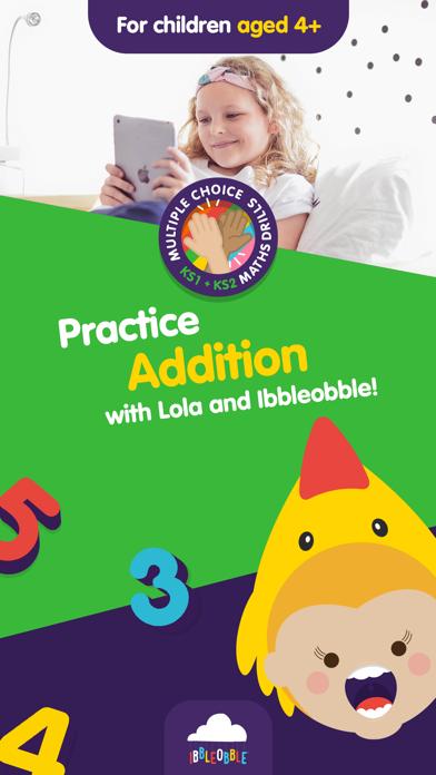 Addition Problems : Ibbleobble