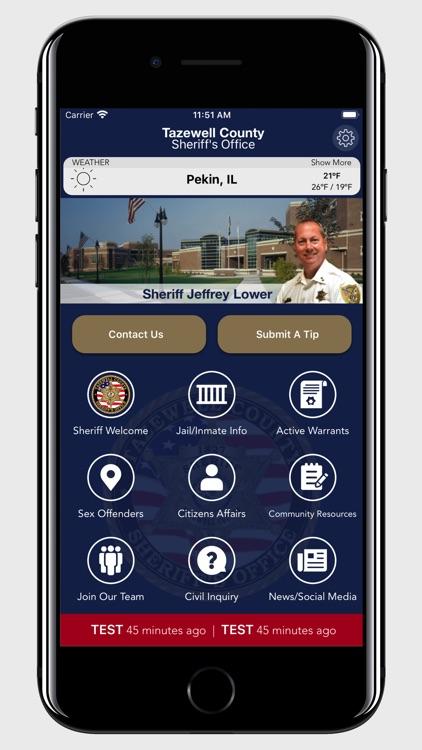 Tazewell County Sheriff IL