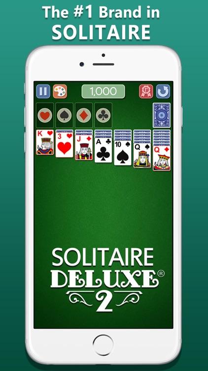 Solitaire Deluxe® 2 screenshot-0