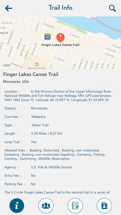 Minnesota Recreation Trails