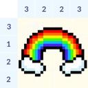 Nonogram Puzzles-Jigsaw Cross