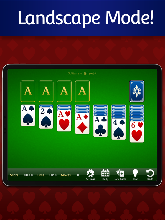 Solitaire  ‏‏‎‎‎‎ ‏‏‎‎‎‎ screenshot 10