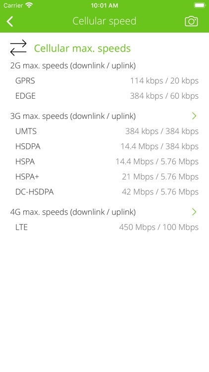 LTE Info screenshot-3