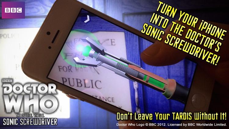 Doctor Who: Sonic Screwdriver screenshot-4