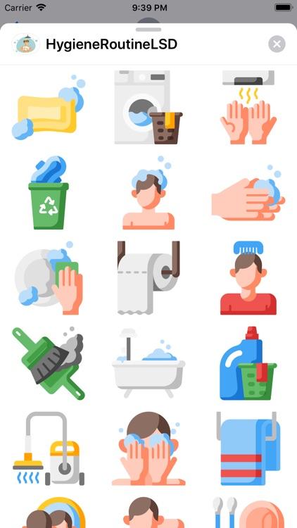 HygieneRoutineLSD
