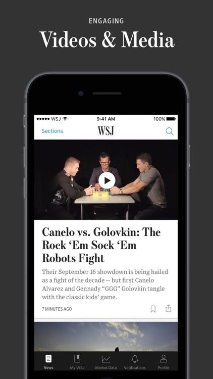 The Wall Street Journal. screenshot-4