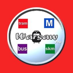 Warsaw Public Transport Pro