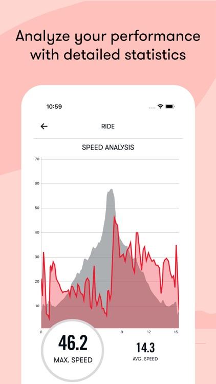 Bike Computer - GPS Tracker screenshot-4