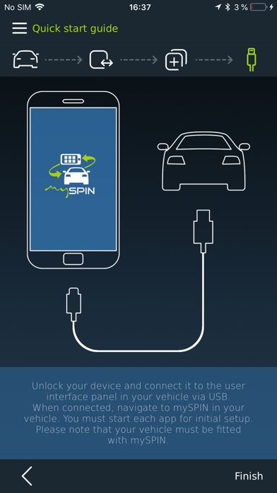 点击获取mySPIN Smartphone Integration