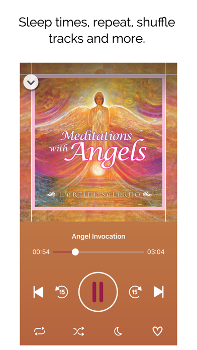 Meditations With Angels screenshot 3
