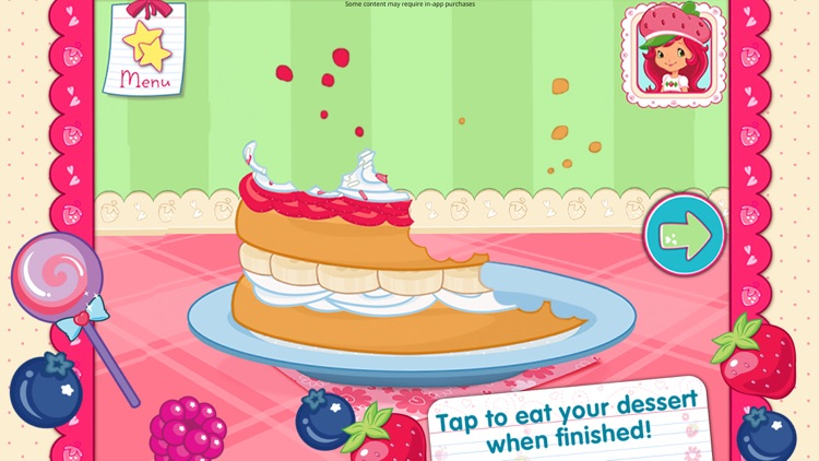 Strawberry Shortcake Bake Shop screenshot-3