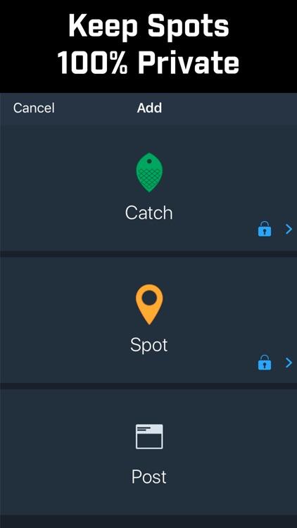 Fishidy: Fishing Maps App screenshot-8