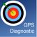 GPS診断 - サテライトテストツールと座標