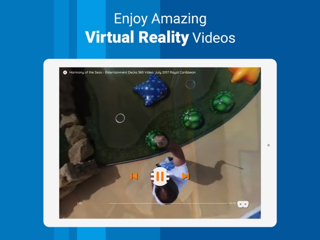 VR – Tube : 3D & 360 Videos on the App Store