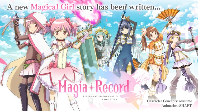 Magia Record English